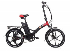 Folding Electric Bike - Impulse II | Easy Motion