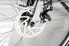 Electric bike front wheel disk brake - Focus III | Easy Motion