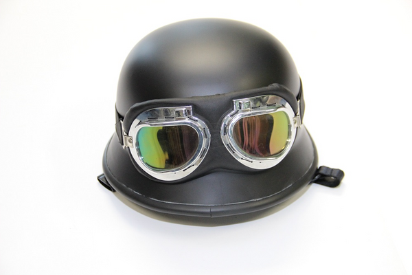 Helmet | HELMET with GOGGLES