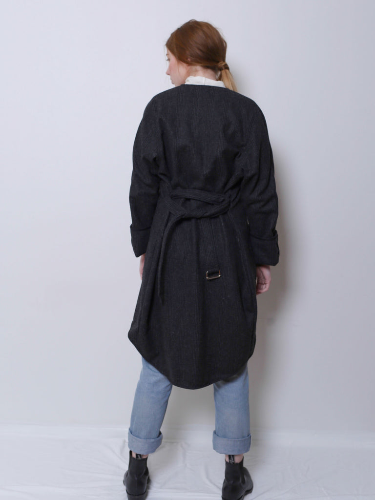 Women's Deadstock Wool Coat