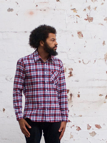 Men's Linen Shirt (Concrete)