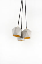 Load image into Gallery viewer, T Sereis Concrete Bundle Pendant by Gantlights
