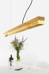 C Series Pine Pendant by Gantlights