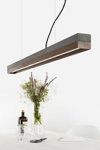 C Series Corten Steel Pendant by Gantlights