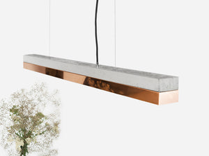 C Series Copper Pendant by Gantlights