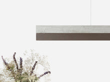Load image into Gallery viewer, C Series Corten Steel Pendant by Gantlights