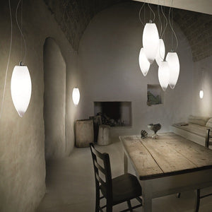 Bacona Pendant range by Vistosi