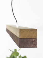Load image into Gallery viewer, C Series Corten Pendant by Gantlights