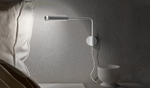Flo Wall Light range by Lumina