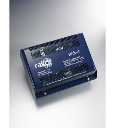 RAK-4T Trailing Edge Dimmer Rack