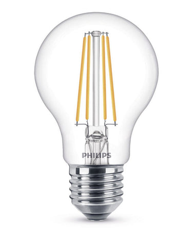 Philips 7.5W E27 Squirrel Cage Lamp