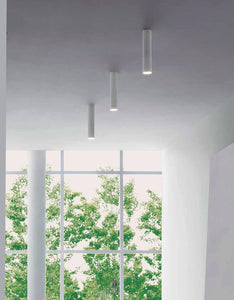 A-Tube Ceiling range by LODES - The Light Unit