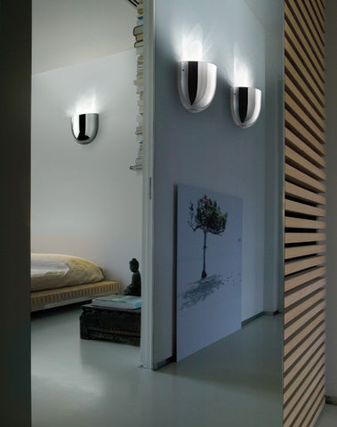 Alum Wall Light by Vistosi