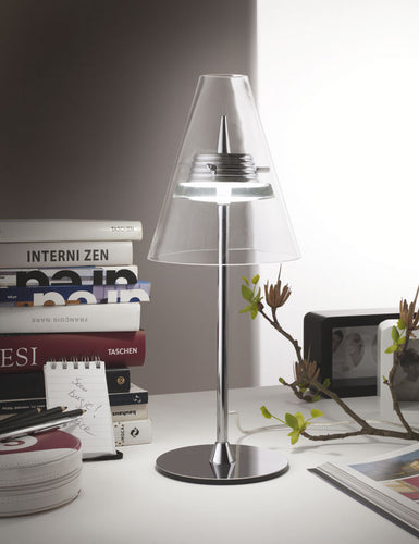 Capri Table Lamp by Micron Illuminzione