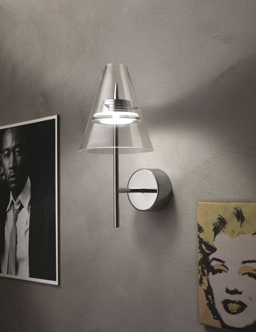 Capri Wall Light by Micron Illuminazione