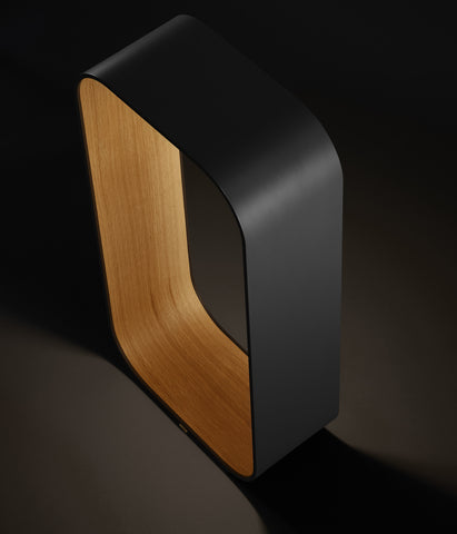 Contour Table Lamp by Pablo Designs