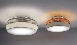 Dome Ceiling Light by De Majo