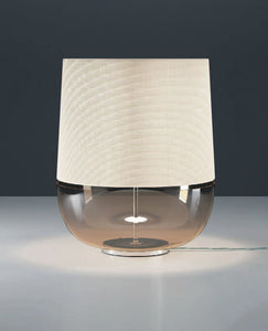 Dome table lamp by De Majo