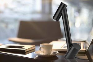 Giraffe Table Lamp by Pablo Designs