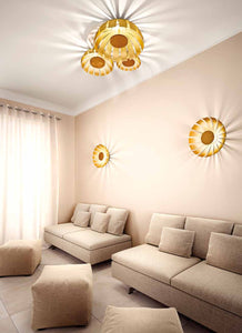Loto Ceiling/Wall range by Marchetti - The Light Unit