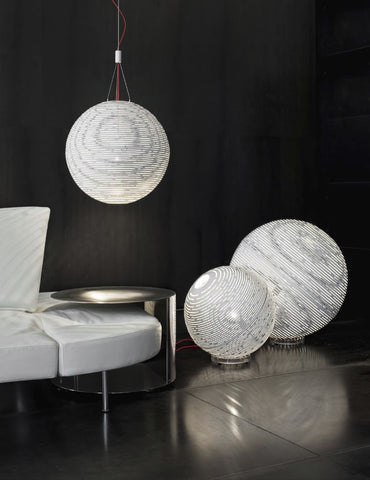 Magdalena table lamps by Terzani