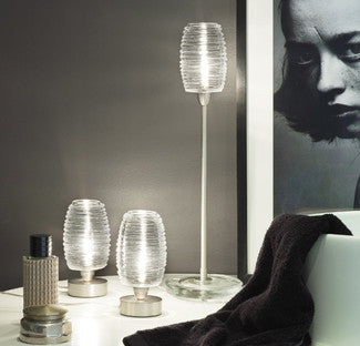 Damasco, Table lamp range by Vistosi