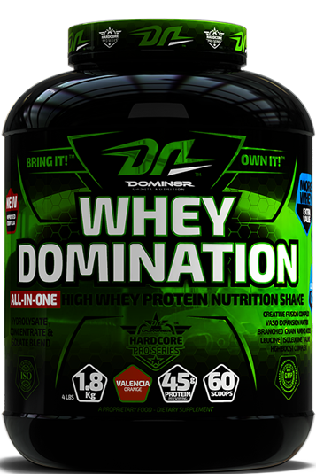 Domin8r Whey Domination