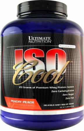 Ultimate Nutrition Iso Cool