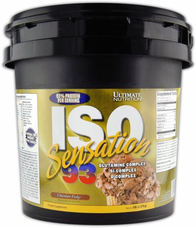 Ultimate Nutrition Iso Sensation 97