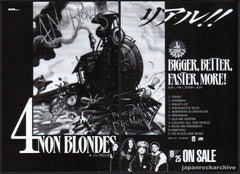 The 4 Non Blondes Collection