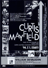 The Curtis Mayfield Collection