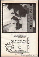 The Nitzer Ebb Collection