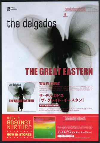 The Delgados Record promoted: The Great Eastern
