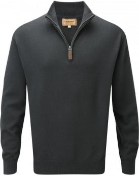 Schoffel Cotton/Cashmere 1/4 Zip