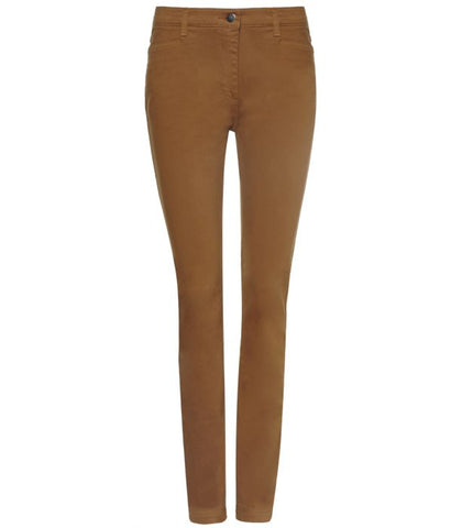 Purdey Ladies Stretch Cotton Jeans