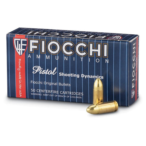 Fiocchi -  9mm Shell