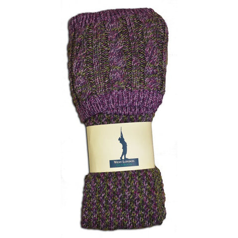 West London Gun Room Reiver Heather Socks
