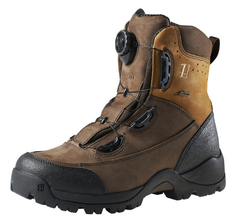 Harkila Big Game Boa GTX 8 Inch Walking Boots - Dark Brown