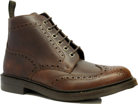 Loake Bedale Brown