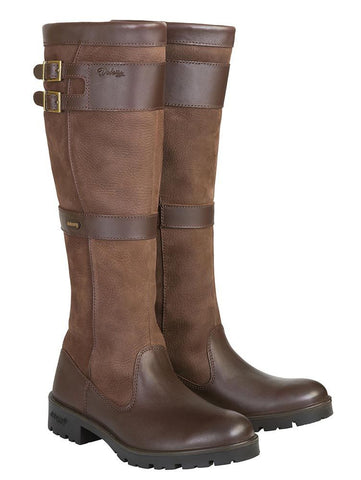 Dubarry Women's Longford Boots - Walnut