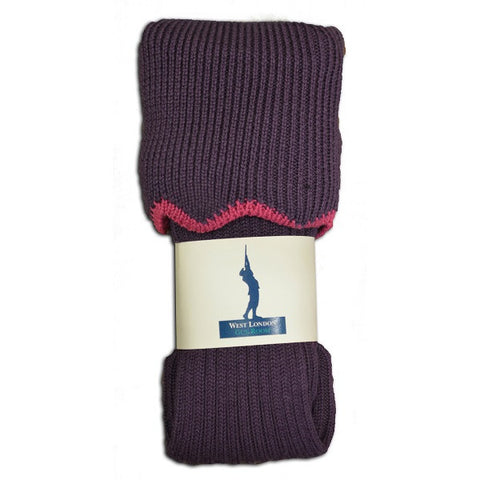 West London Gun Room Lady Iona Socks