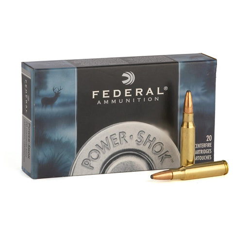 Federal - .308 WIN Power-Shock 150Grn