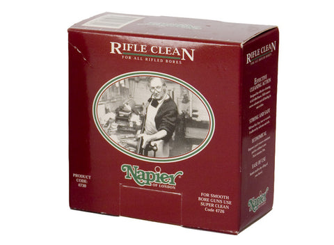 Napier Rifle Clean For All Rifled Bores