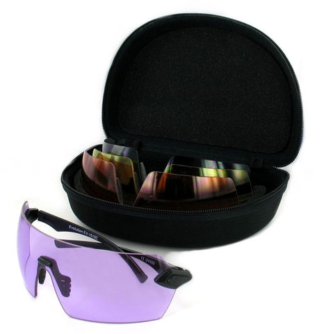 Evolution Matrix Sunglasses Set
