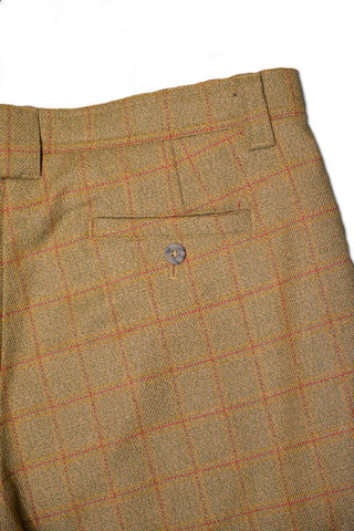 West London Shooting School Tweed Shooting Breeks