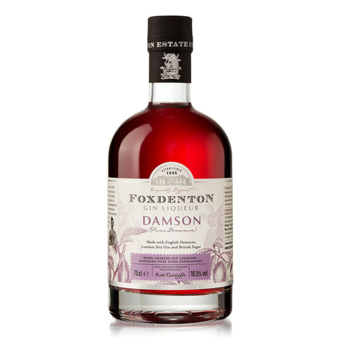Foxdenton Goliath Of Damson Gin 450cl