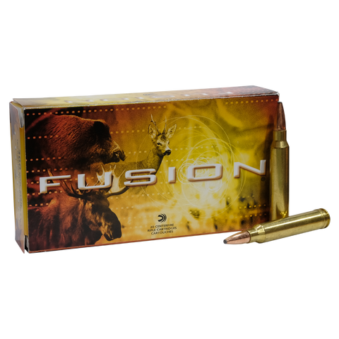 Federal - .300 WIN MAG Federal Fusion 180Grn Soft Point