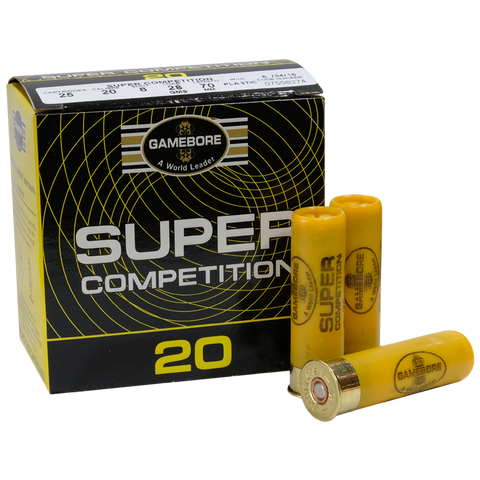 Gamebore - 20g Super Competition 24g 8 FW