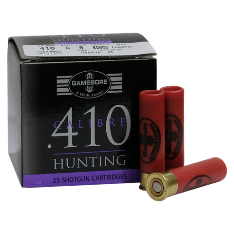 Gamebore - 410g GBO 9g 6 PW
