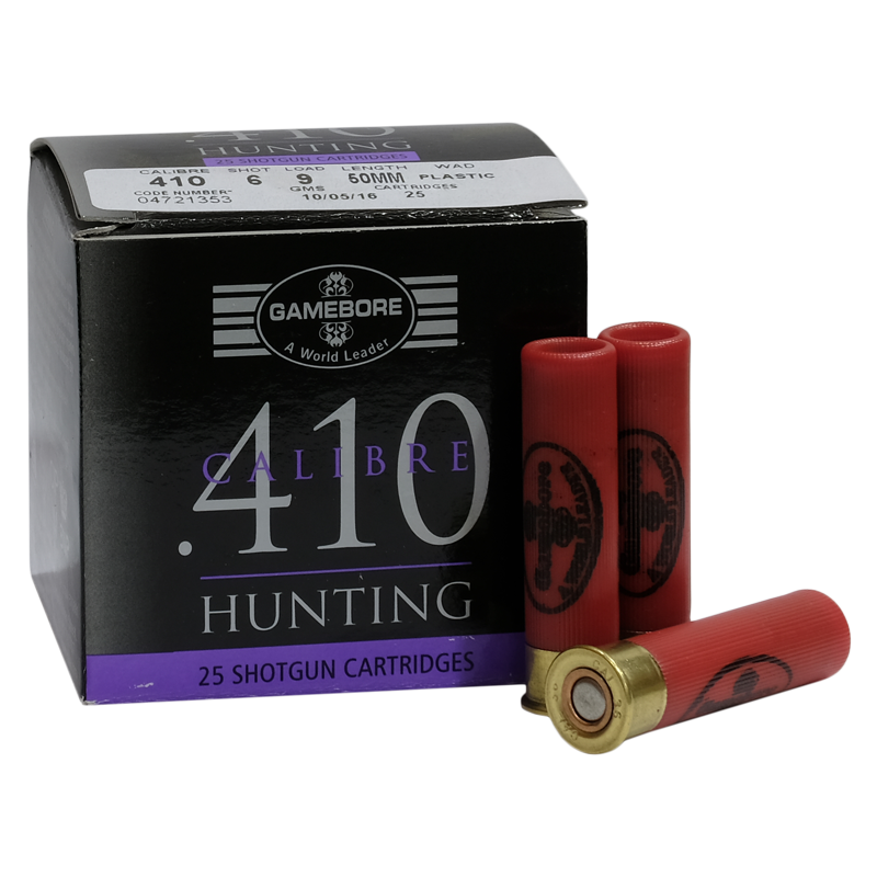 Gamebore - 410g GBO 16g 6 PW